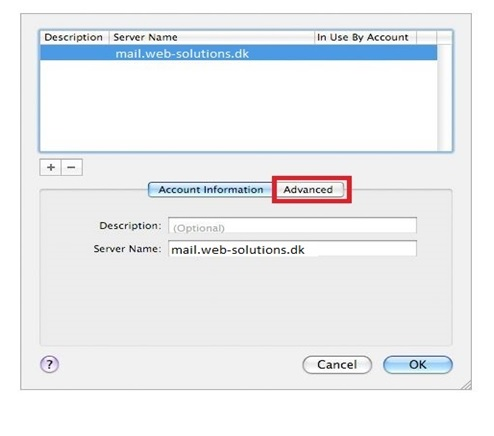 How to set email client on Mac? | EuropeID