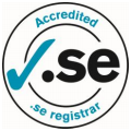 accredited .se domain registrar